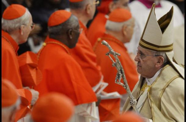 Papa Francisco crea 20 cardenales para la Iglesia de las «periferias»