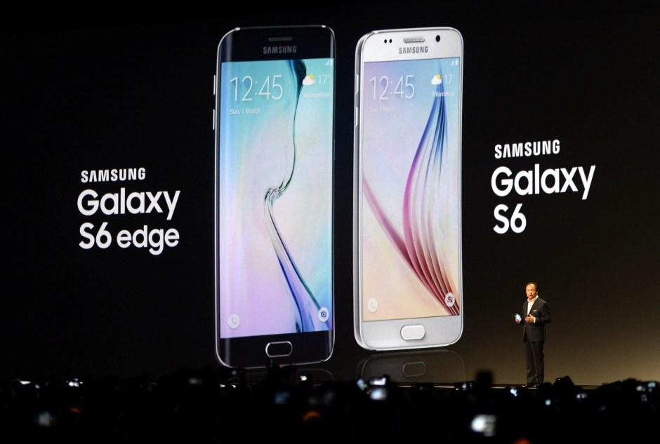 Samsung lanza el Galaxy S6 y S6 Edge y abandona el diseño de plástico