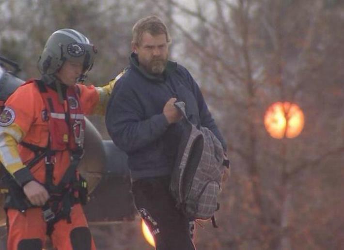 Guardacostas halla a hombre perdido hace 66 días