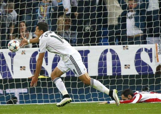 Real Madrid venció a Atlético y es semifinalista de la Champions League