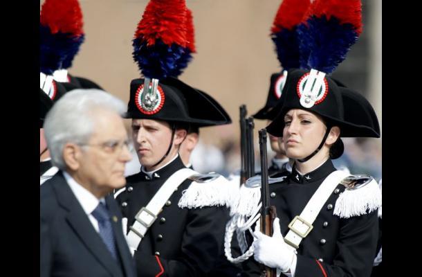Italia celebra 70 años de la insurrección contra los nazis