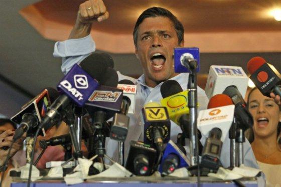 Defensor del Pueblo de Venezuela niega que López esté en huelga de hambre