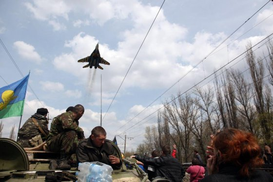 OTAN lamenta «continuos ataques» contra Ucrania pese a la tregua