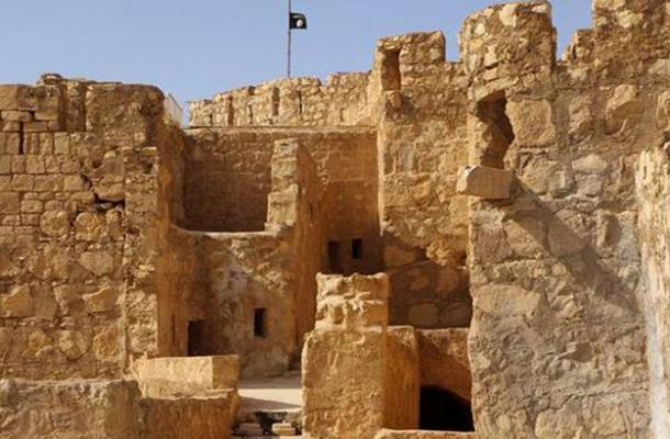 Milicianos del Estado Islámico toman el museo de Palmira