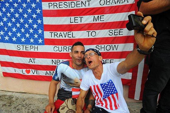 «En la Cuba de hoy la gente ve las series y películas que quiere ver