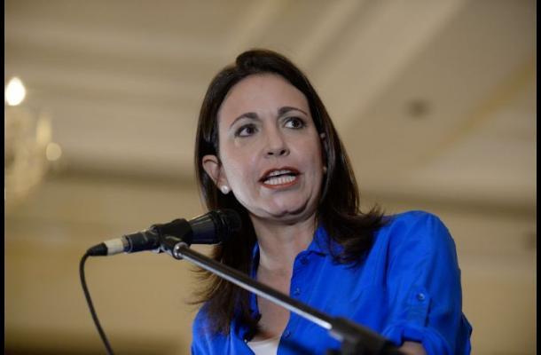 María Corina Machado ejercerá acciones legales contra inhabilitación