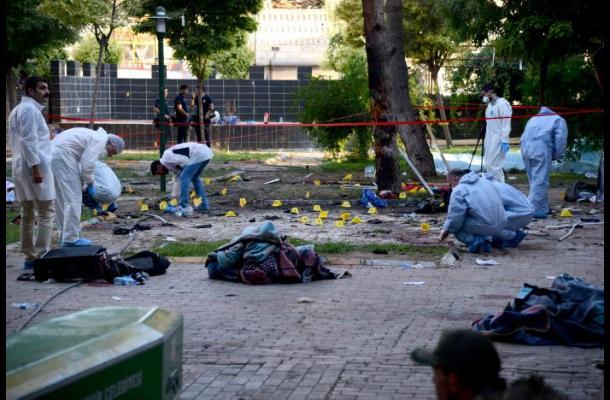 Al menos 31 muertos en un atentado en ciudad turca fronteriza con Siria