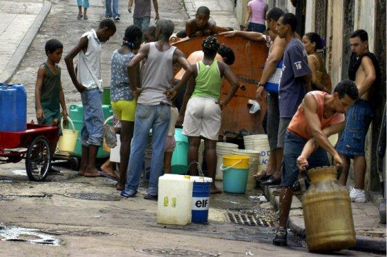 Sequía en Cuba deja embalses al 35% de su capacidad total