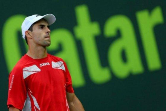 Santiago Giraldo abrirá la serie por Copa Davis contra Japón