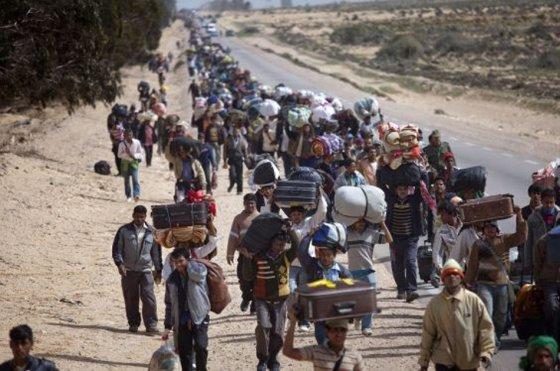 ONU llama a comunidad internacional a 'hacer más' en países vecinos de Siria