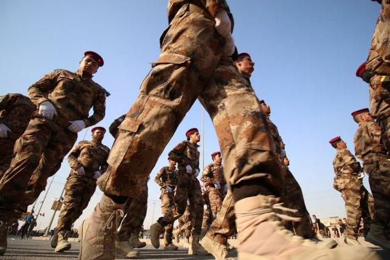 Irak se alía con Rusia, Irán y Siria para combatir al Estado Islámico
