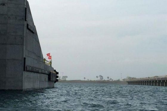 Pese a fisuras, pruebas en nuevo Canal de Panamá son «óptimas»
