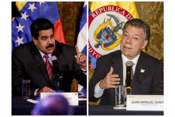 Maduro a la espera de respuesta de Santos para reunirse y concretar avances en frontera