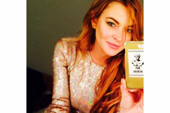 Lindsay Lohan aspira lanzarse como candidata a la Presidencia de EE.UU.