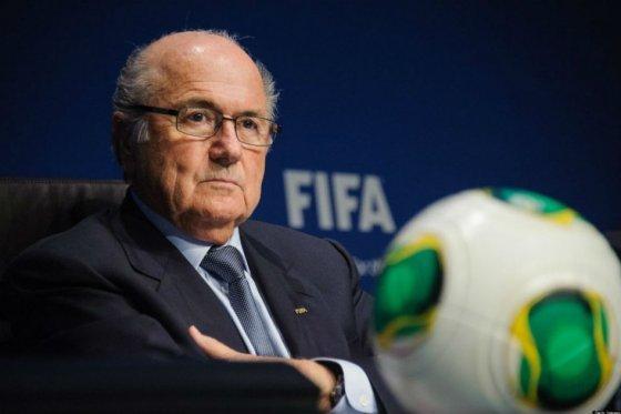 Blatter confesó que hubo «arreglo diplomático» para los Mundiales 2018 y 2022