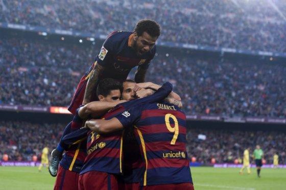 Barcelona golea antes del Superclásico con el Real Madrid