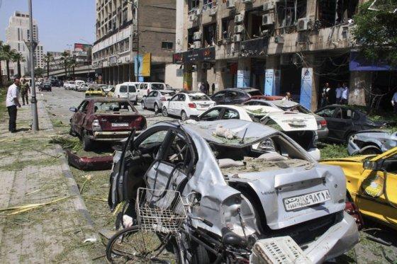 Rusia, decidida a impulsar un arreglo político en Siria