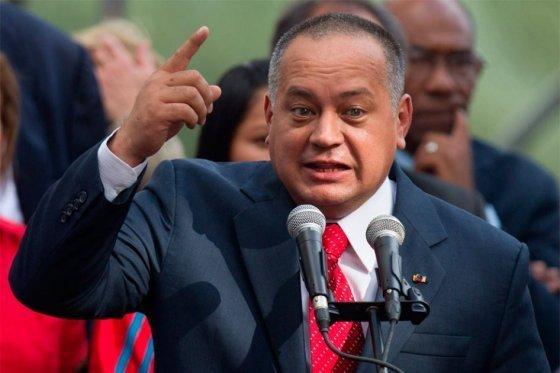Diosdado Cabello llama 'inmorales' a eurodiputados y descarta recibirlos