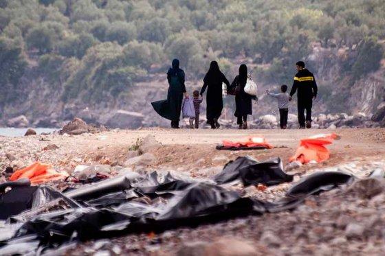 Crisis de refugiados costará 14.300 millones de euros a Alemania en 2016