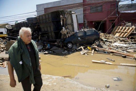Sismo de 6,8 en Chile fue una réplica del fuerte terremoto del pasado septiembre
