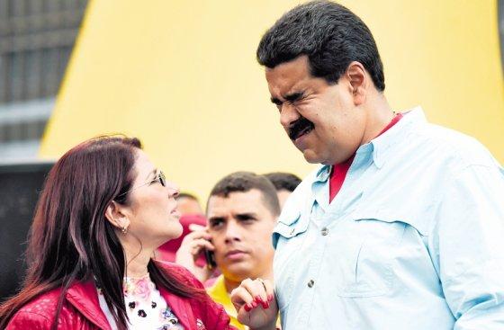 """Los """"golpes mediáticos"""" contra Venezuela"""