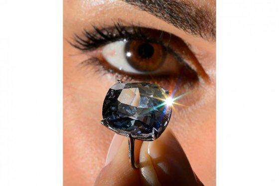 Magnate regala diamante de US$ 48,4 millones a su hija de siete años