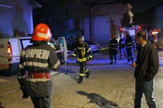 Mueren otras cuatro víctimas de incendio en discoteca de Bucarest