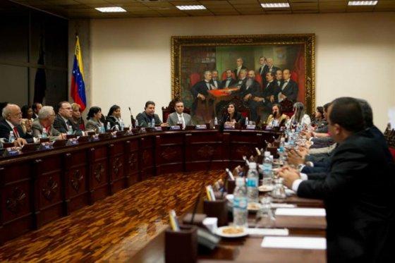 Los nuevos magistrados del Supremo de Venezuela que la oposición promete destituir