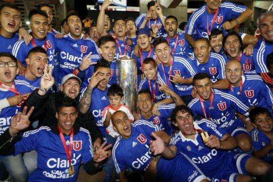 Universidad de Chile venció a Colo Colo por penales y se quedó con la Copa Chile