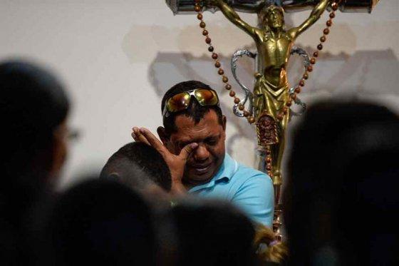 Venezuela alcanza cifra récord de muertes violentas en 2015