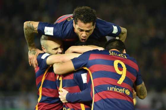 Barcelona terminará el año ante el Betis ofreciendo los cinco títulos conquistados