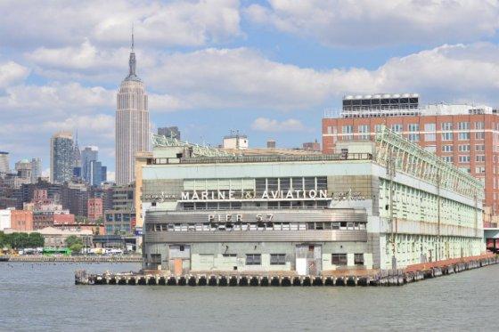 Google invertirá 350 millones en revitalizar histórico Muelle 57 de Manhattan