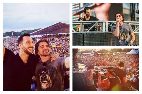 Juanes lanza colaboración con Cedric Gervais