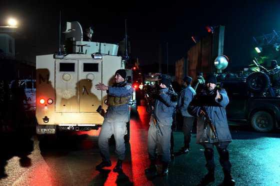 Finaliza en Afganistán asedio cerca de consulado indio