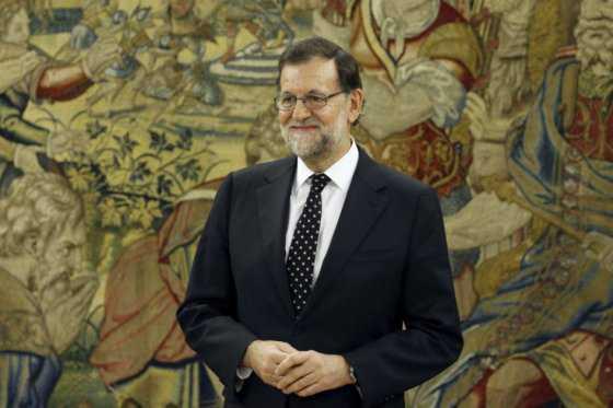 Mariano Rajoy rechaza ser candidato a presidente del Gobierno español