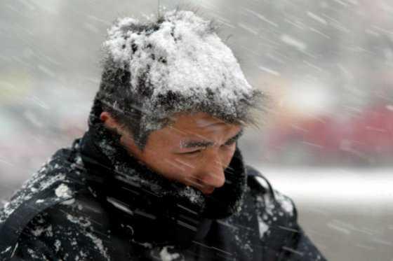 China afronta su peor ola de frío en 30 años