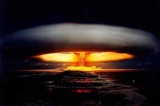 La bomba H, infinitamente más potente que la de Hiroshima