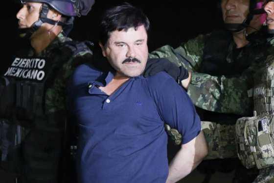 Nueva York se encargaría de enjuiciar al 'Chapo' Guzmán si es extraditado