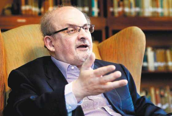 Rushdie, eterno condenado a muerte