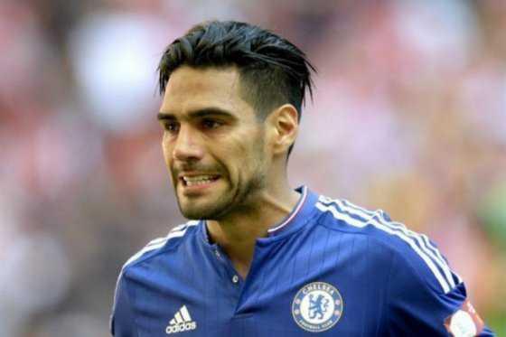 Técnico de Chelsea confirmó que Falcao García sigue lesionado
