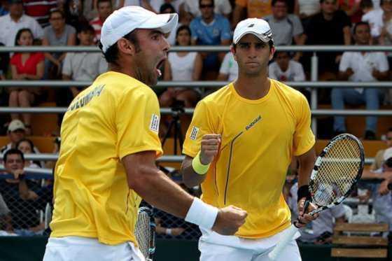 Cabal y Farah, campeones en dobles en ATP de Buenos Aires