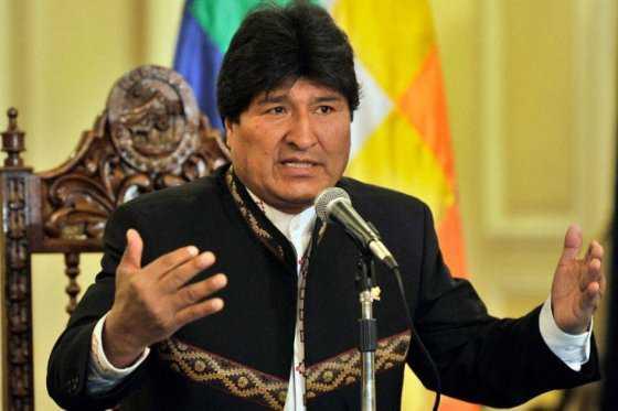 Gobierno boliviano denuncia amenazas de muerte contra Evo Morales