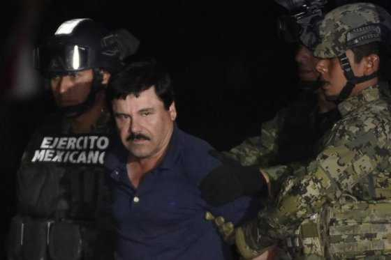 Esposa de 'El Chapo' irá a CIDH para quejarse de «tortura» al capo en prisión