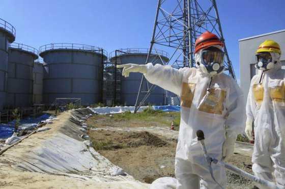 Congelar el suelo, la estrategia de Fukushima para frenar el agua radiactiva