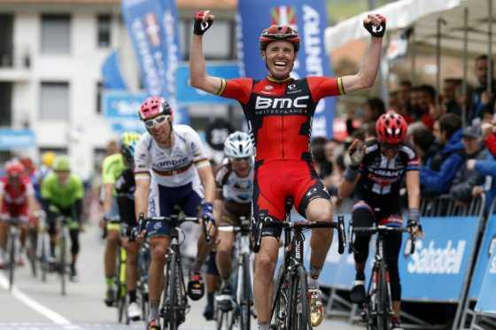 Samuel Sánchez se reencuentra con el triunfo en la Vuelta al País Vasco