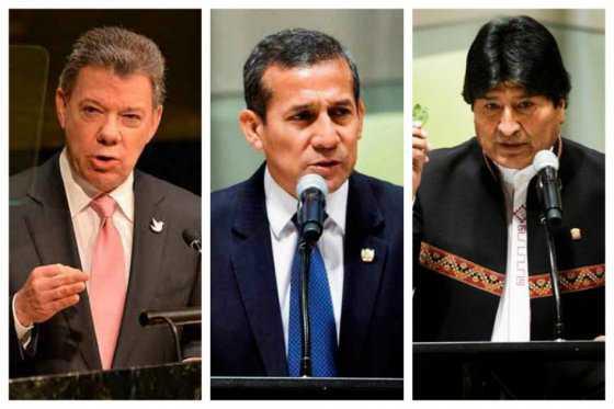 Presidentes latinoamericanos sepultan en la ONU «receta de represión» contra drogas