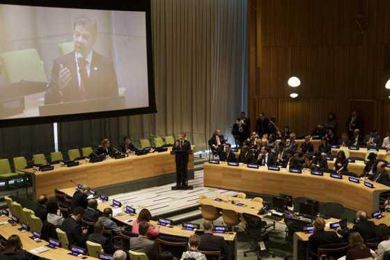 La ONU cerró su cumbre dividida sobre el fin de la guerra a las drogas