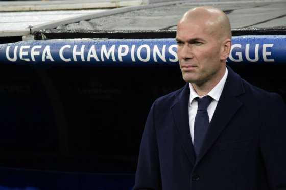 Zidane: «No estoy de acuerdo que siempre nos toca el más fácil en Champions»
