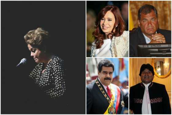 ¿Ocaso de las izquierdas en Latinoamérica?