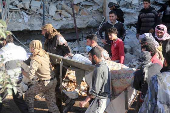 Muertos en Siria ya superan los 282 mil tras inicio del conflicto en 2011